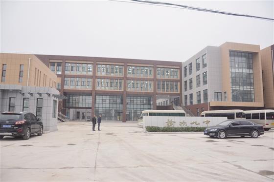 晋中市新建榆次区蕴华街中学项目竣工 -中国文明网 晋中