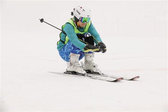 2017乌金山李宁国际滑雪公开赛